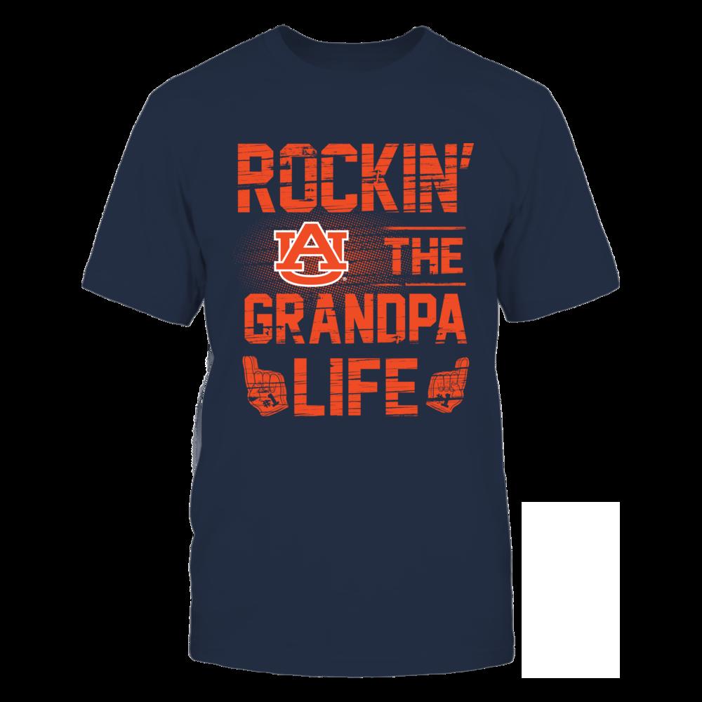 Auburn Tigers - Rockin' The Grandpa Life Front picture