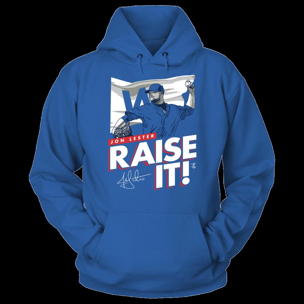 Raise It - Jon Lester Front picture