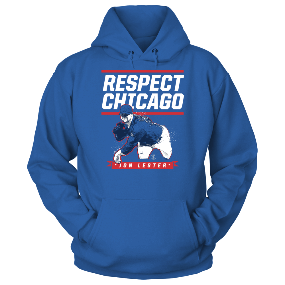 Respect Chicago - Jon Lester Front picture