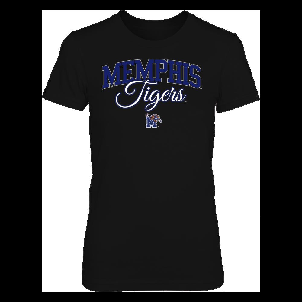 Memphis Tigers Script Front picture