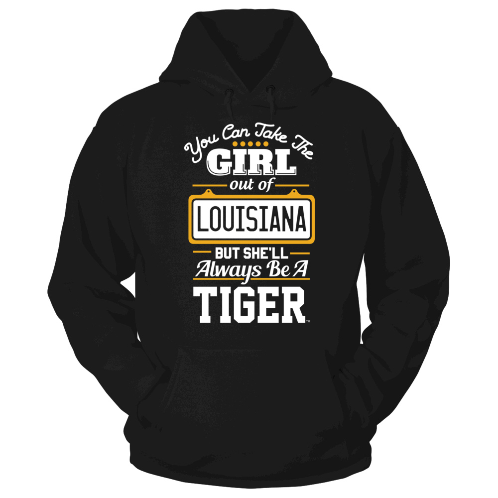 Take The Girl Out But She'll Always Be - Grambling State Tigers Front picture