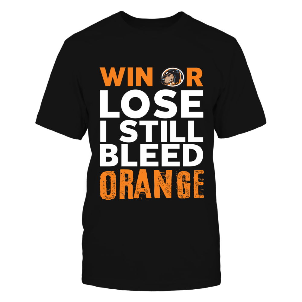 Tennessee Volunteers - Win Or Lose Front picture