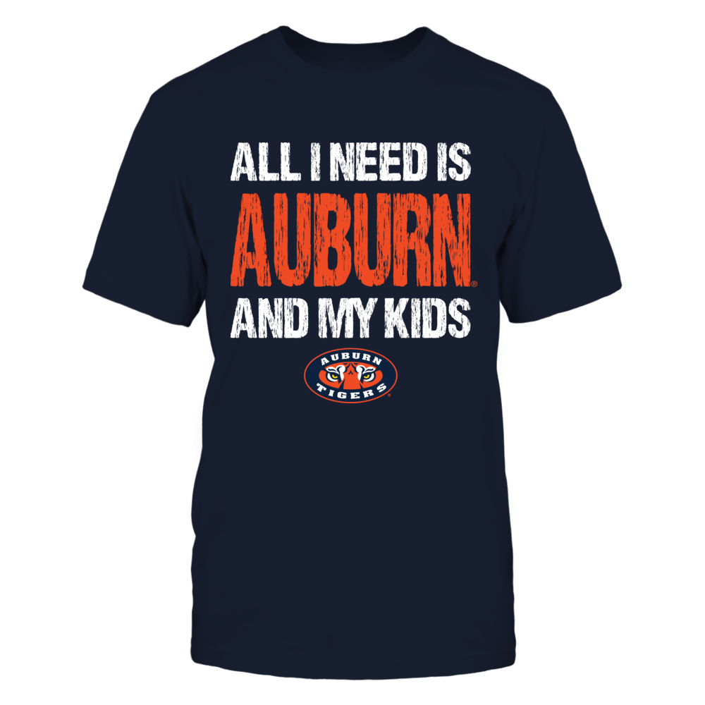 Auburn Tigers - All I Need - Auburn n Kids Front picture