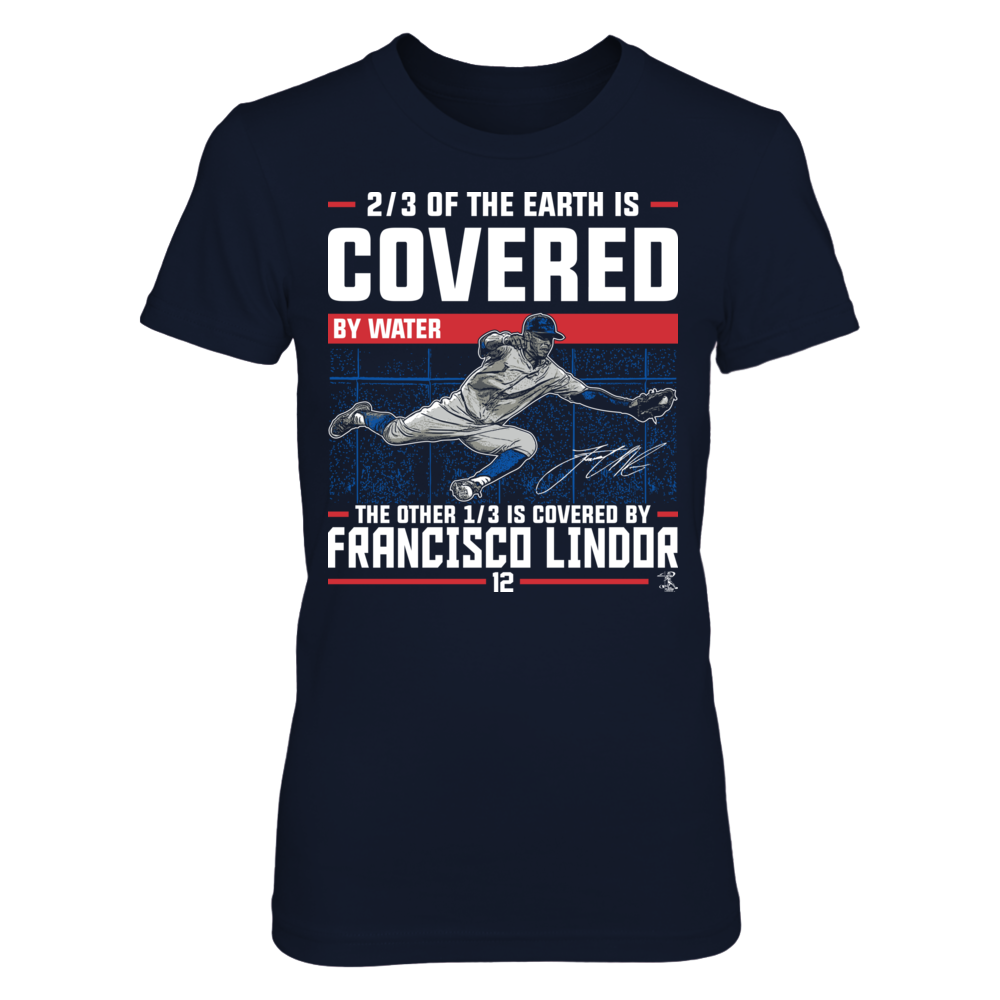 Covered By - Francisco Lindor Front picture