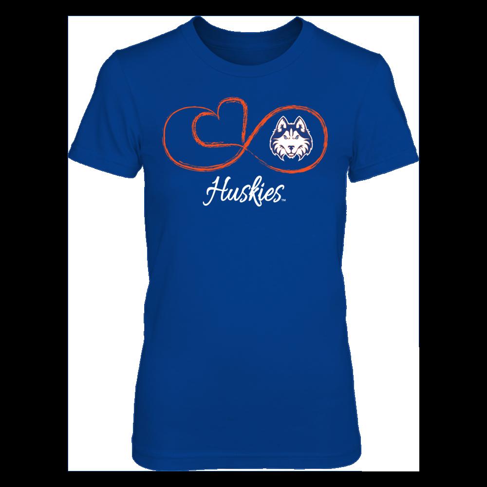Infinite Heart - Houston Baptist Huskies Front picture