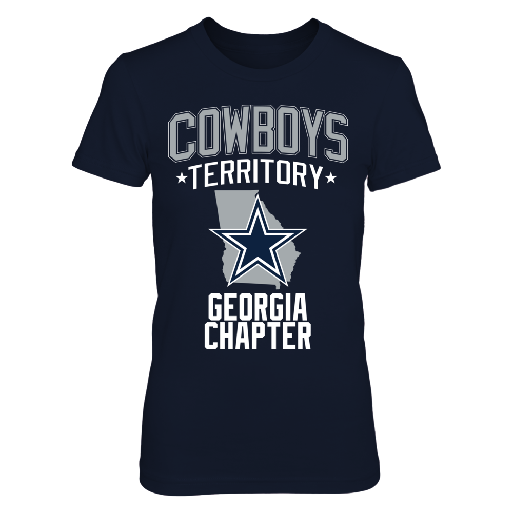 Cowboys - Georgia Territory Front picture