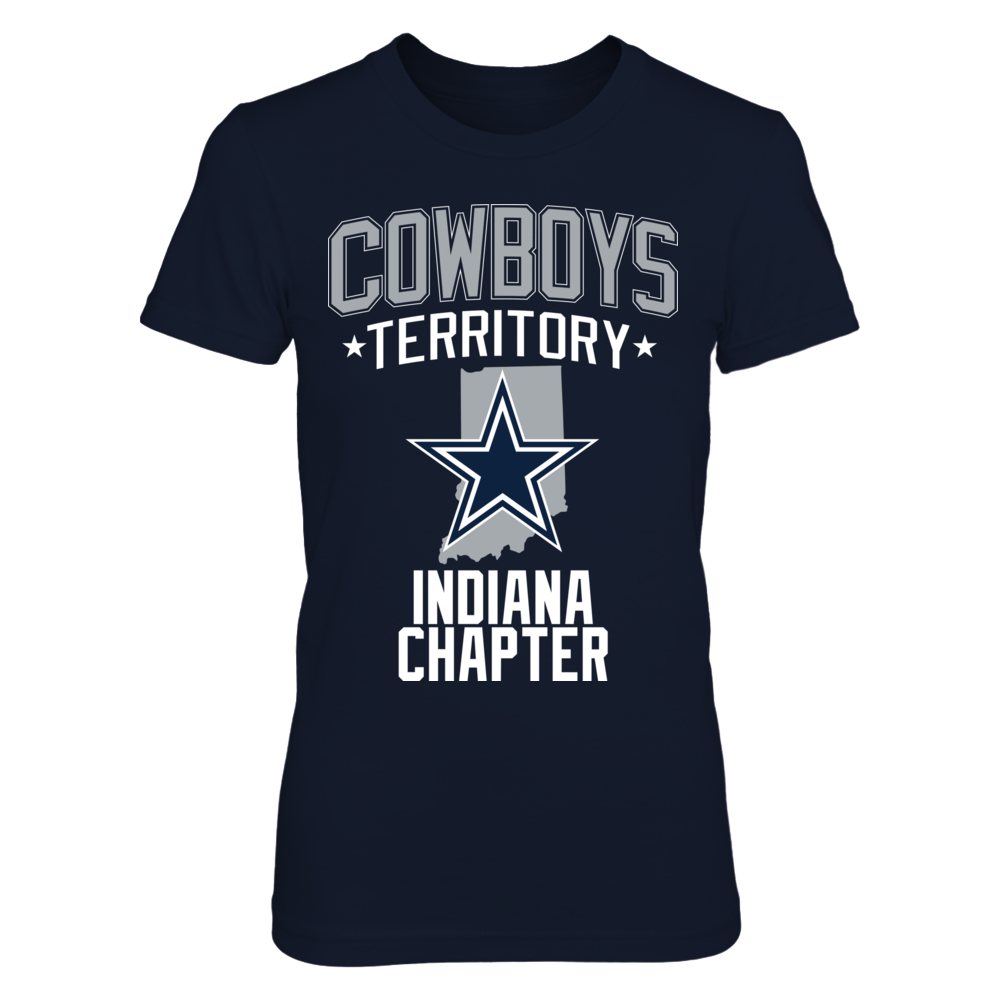 Cowboys - Indiana Territory Front picture