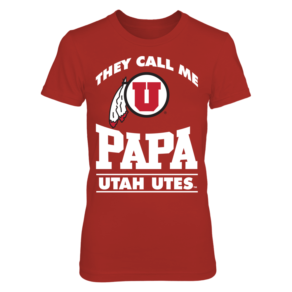 They Call Me Papa - Utah Utes Front picture