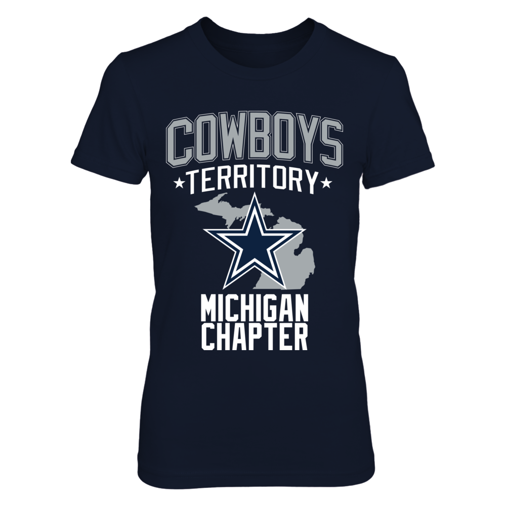 Cowboys - Michigan Territory Front picture