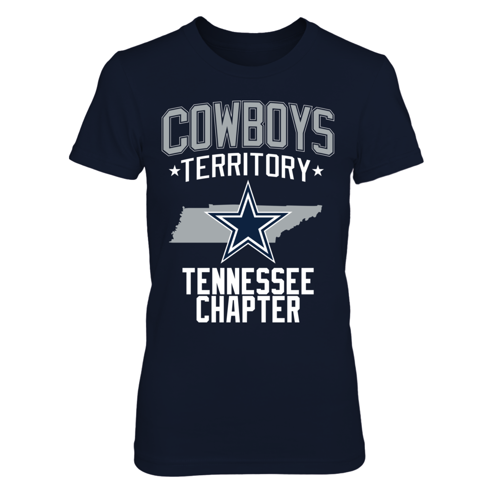 Cowboys - Tennessee Territory Front picture