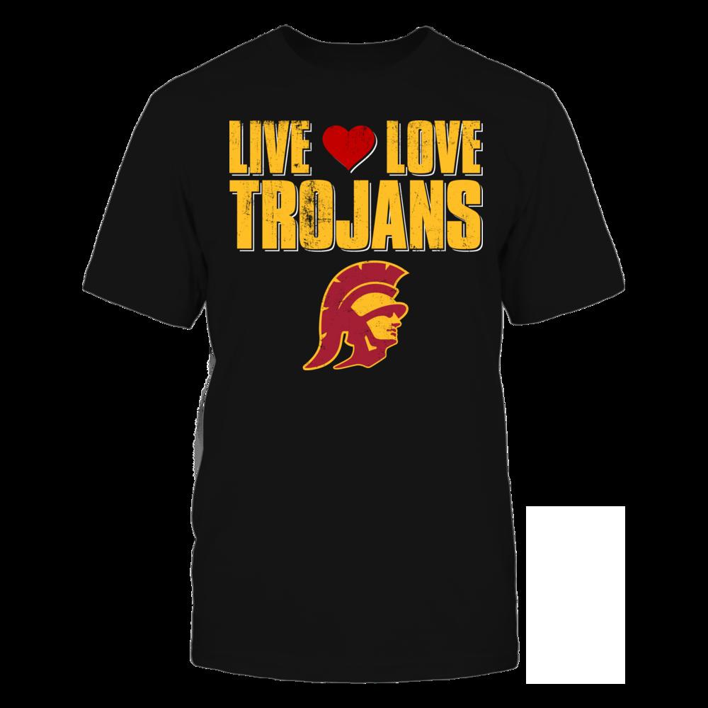 Live Love USC Trojans Front picture