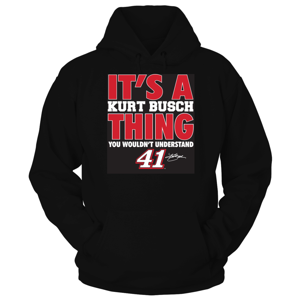 It's A Thing You Wouldn't Understand - Kurt Busch Front picture