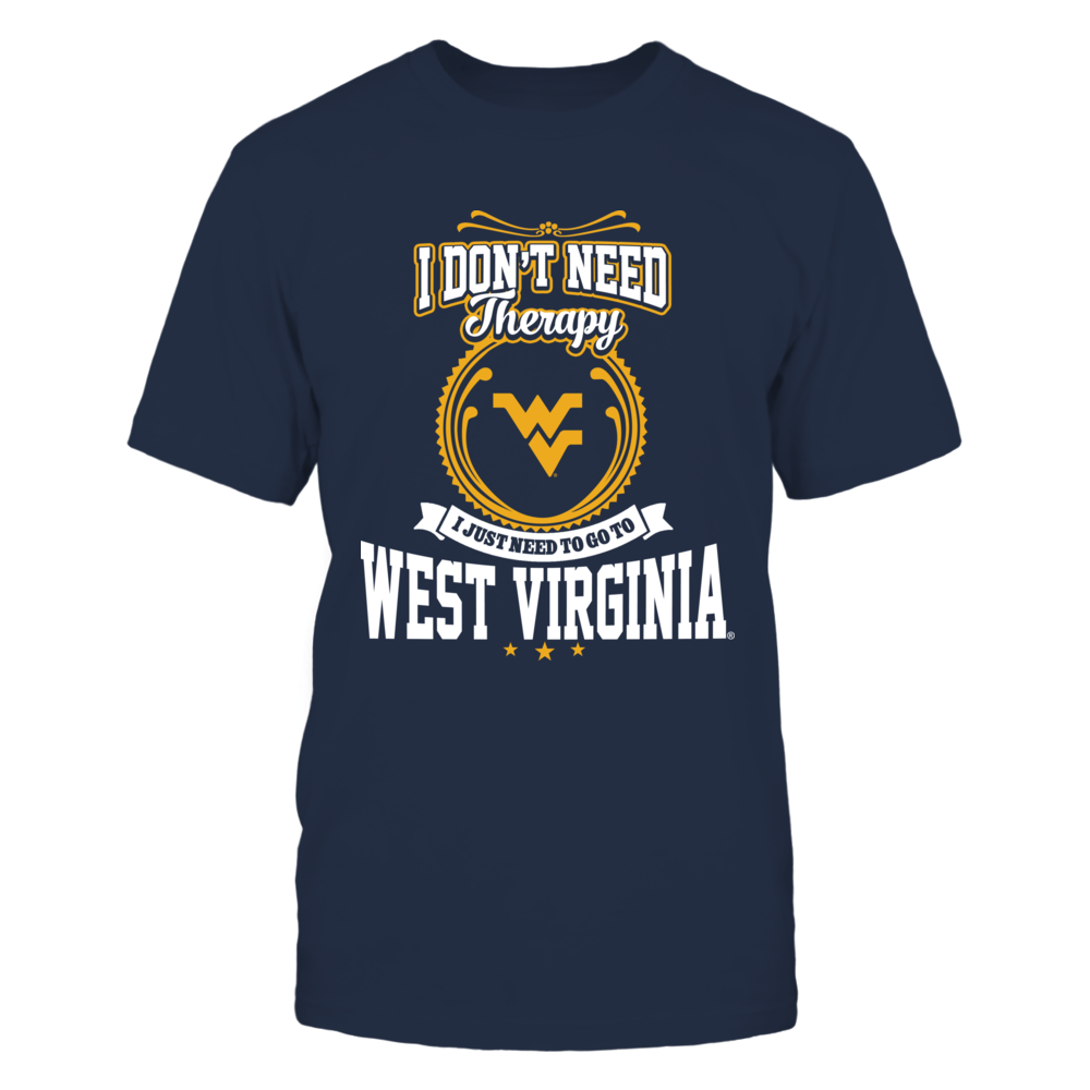 I Don't Need Therapy - West Virginia Front picture