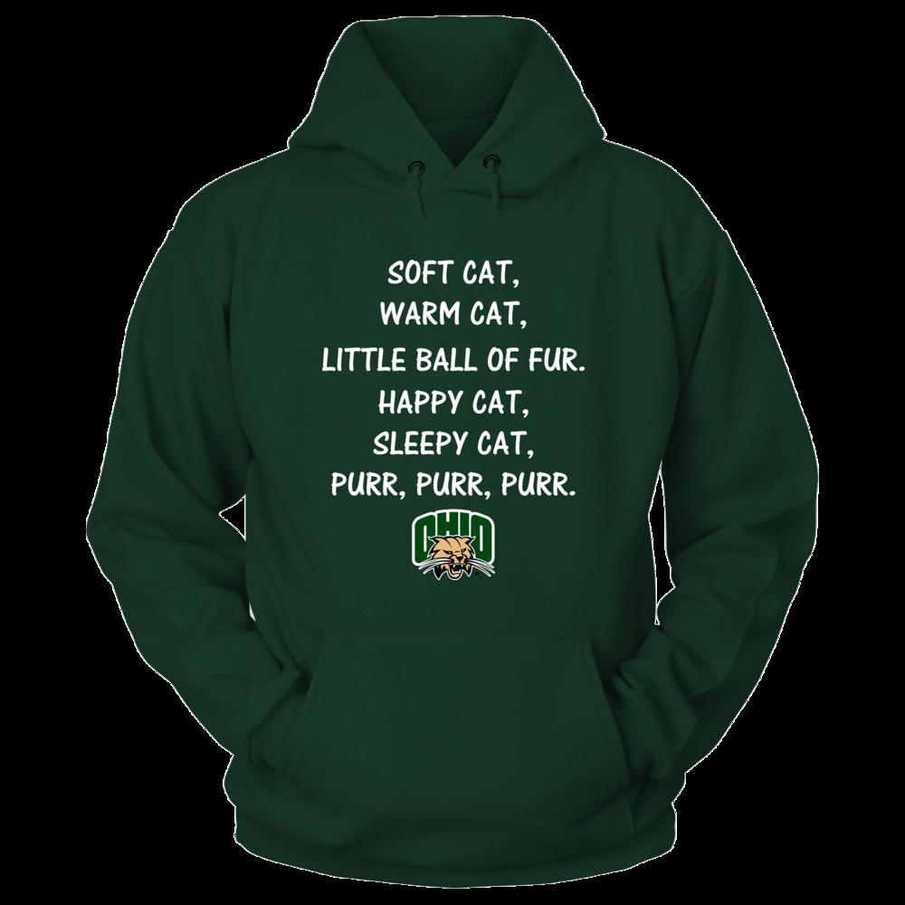 Ohio Bobcats - Soft Cat, Warm Cat Front picture