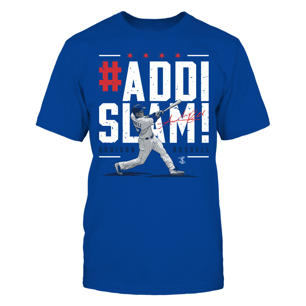 #ADDISLAM ! - Addison Russell Front picture