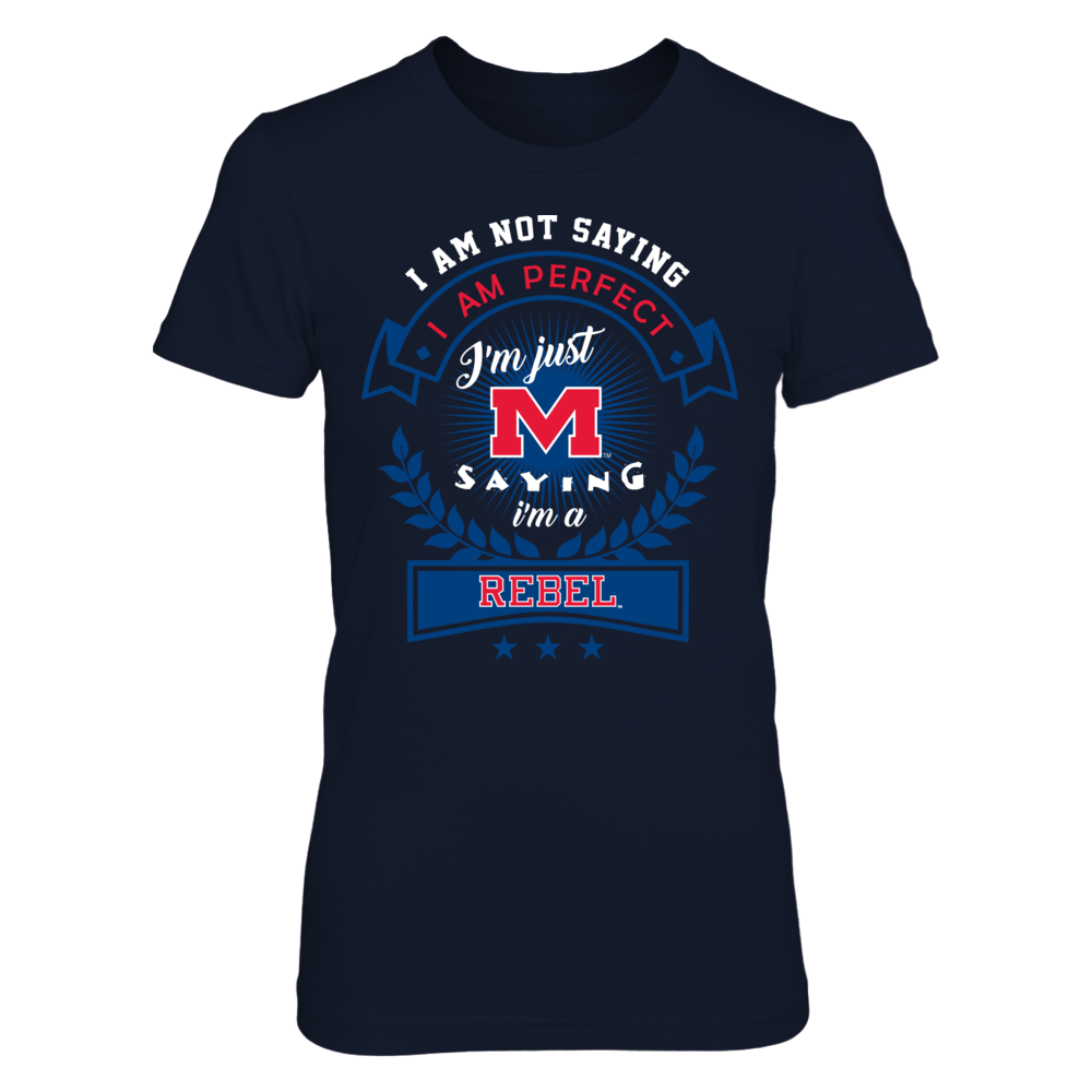 Ole Miss Rebels - I'm A Rebel Front picture