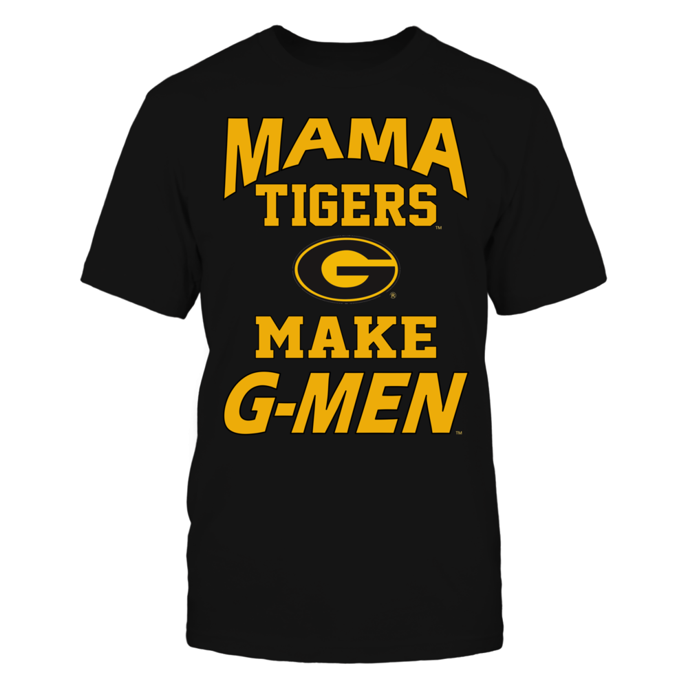 OFFICIAL GRAMBLING STATE UNIVERSITY -MAMA TIGERS Front picture