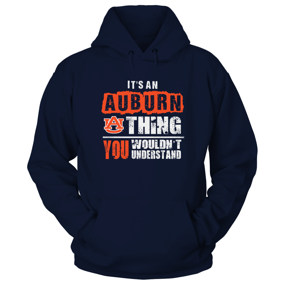 Auburn Tigers - Wouldn't Understand Front picture