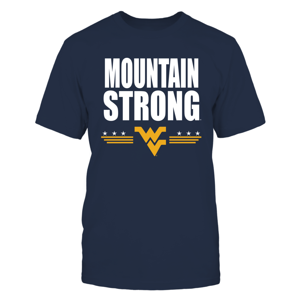 West Virginia Mountain Strong Front picture