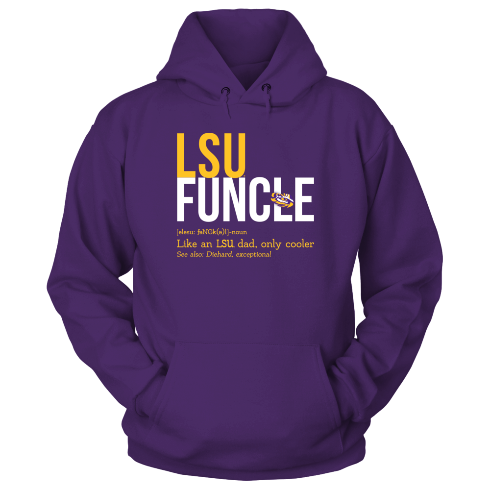 LSU Tigers - Funcle Front picture