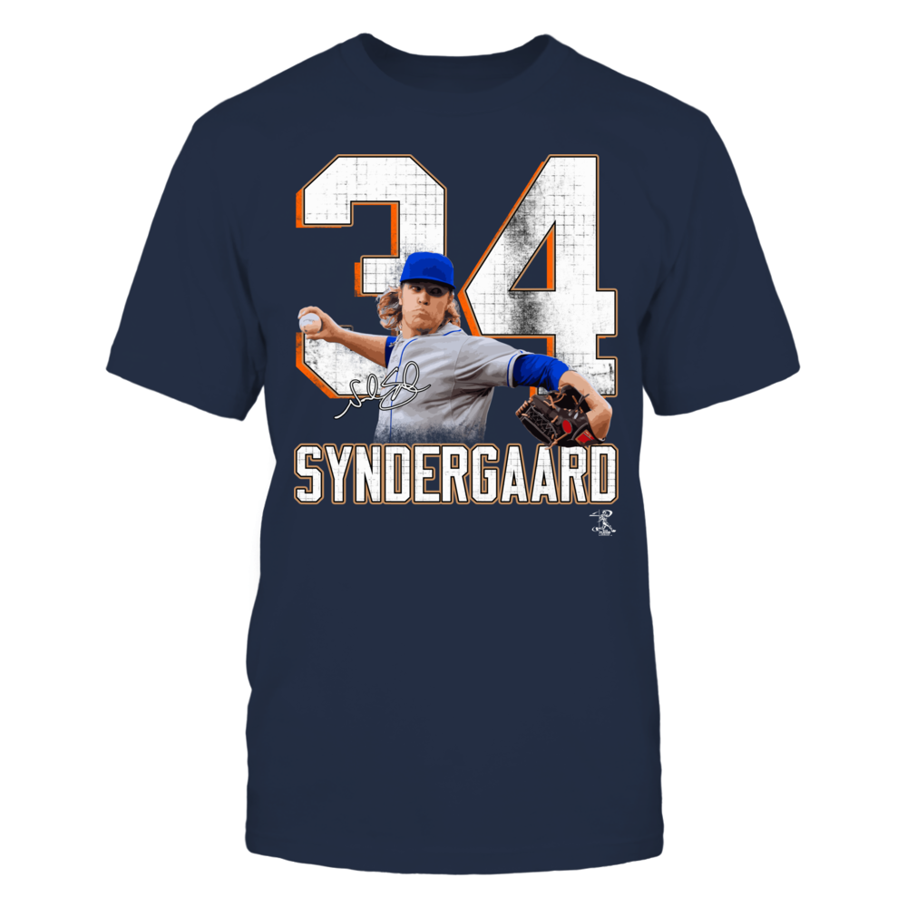 NOAH SYNDERGAARD Front picture