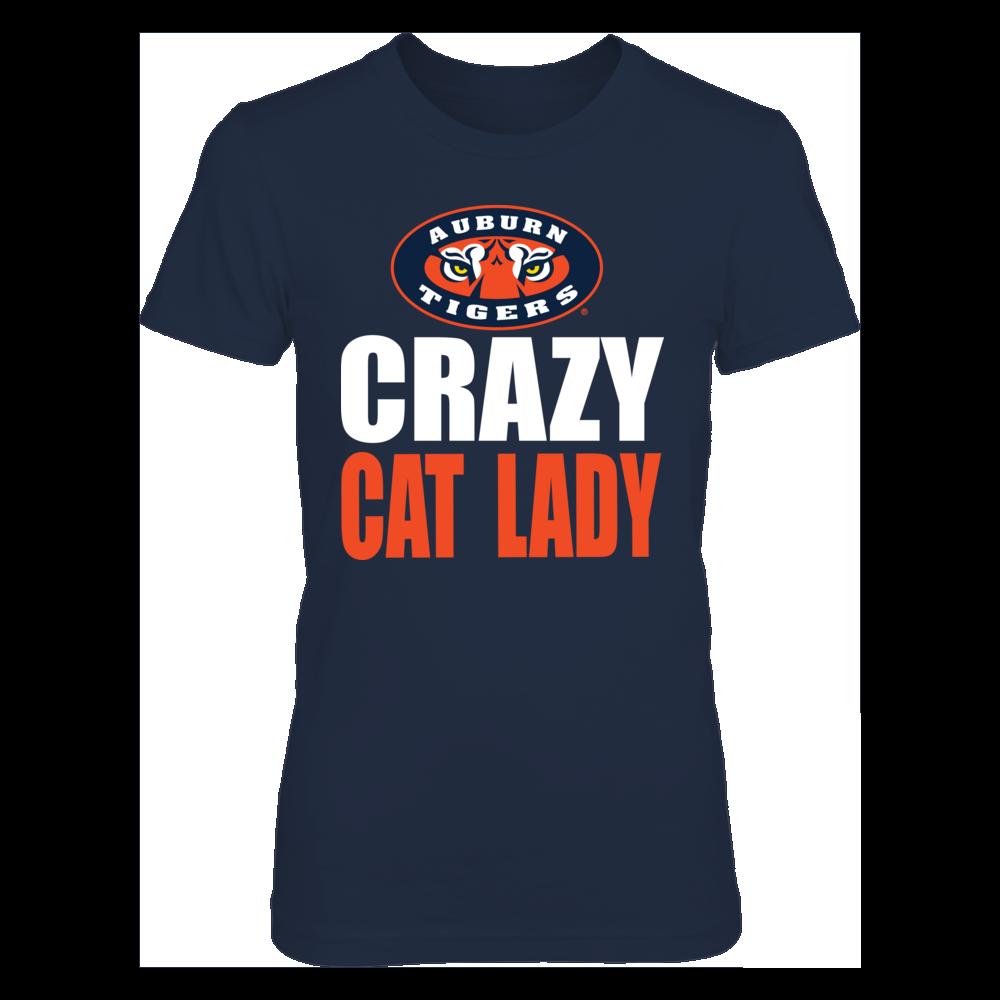 Crazy Cat Lady Auburn Front picture