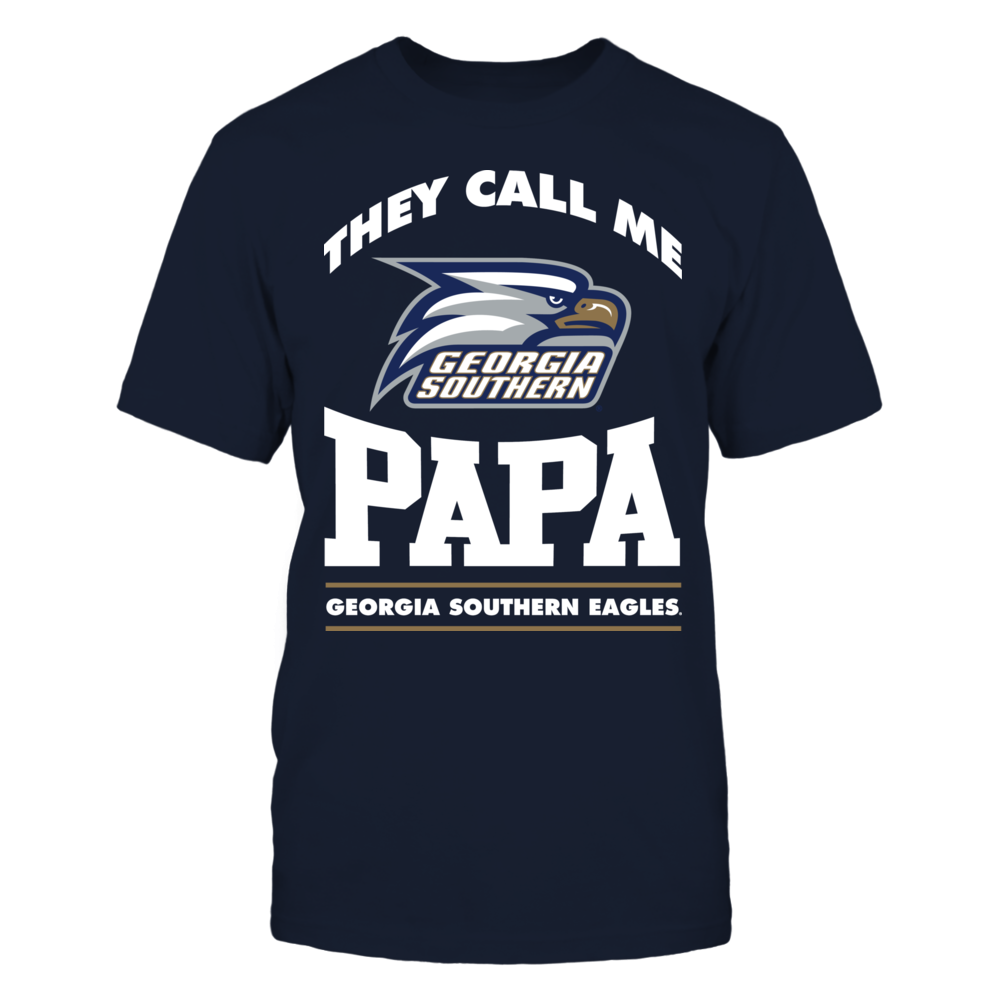They Call Me Papa - Georgia Southern Eagles Front picture