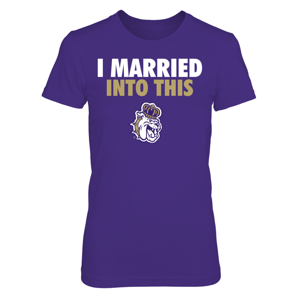 Married Into This - James Madison Dukes Front picture