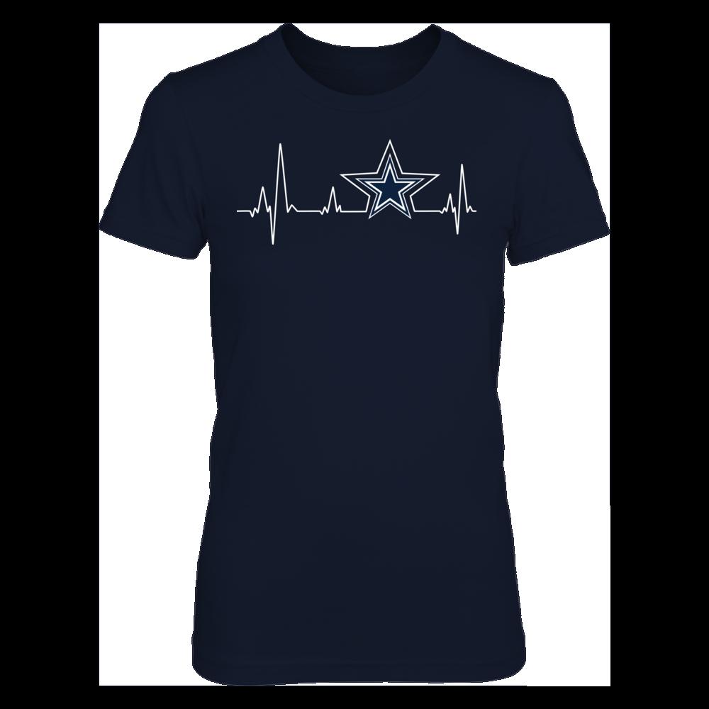 Dallas Cowboys - Team EKG Front picture