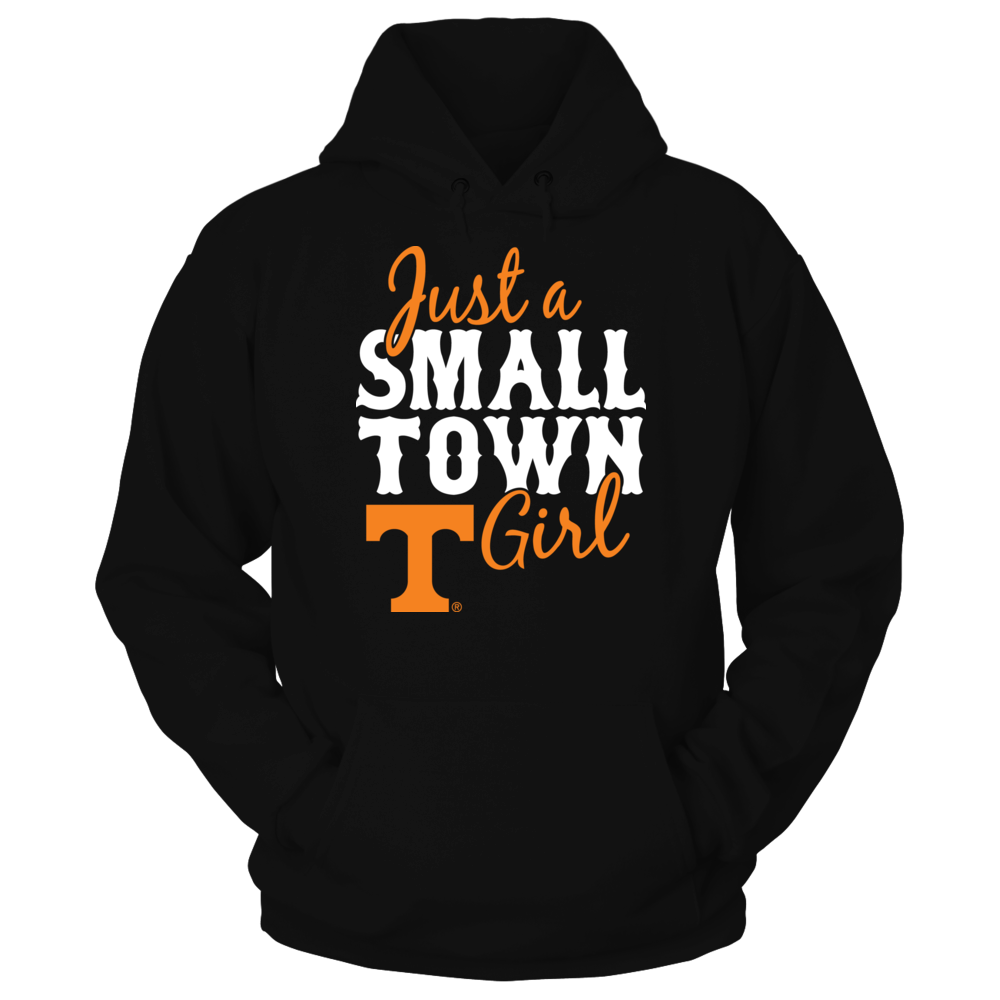 Just A Small Town Girl - Tennessee Volunteers Front picture