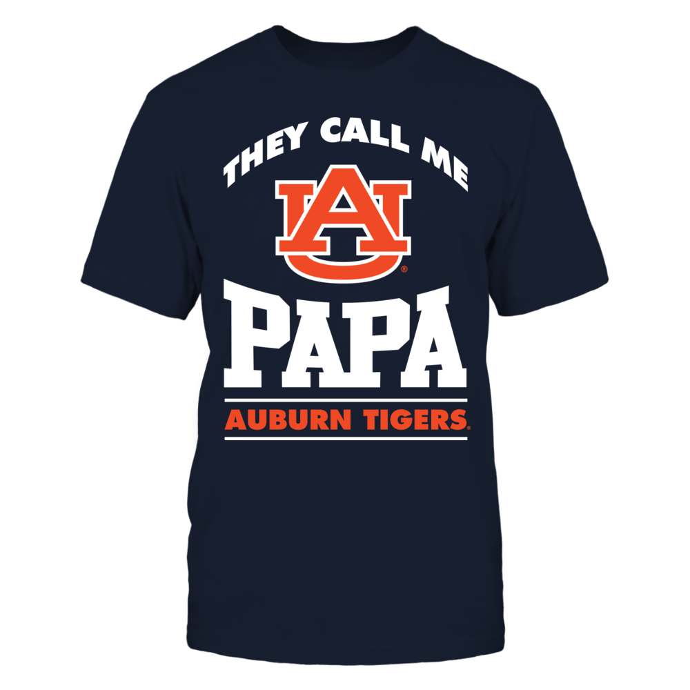 Auburn Tigers - They Call Me Papa Front picture