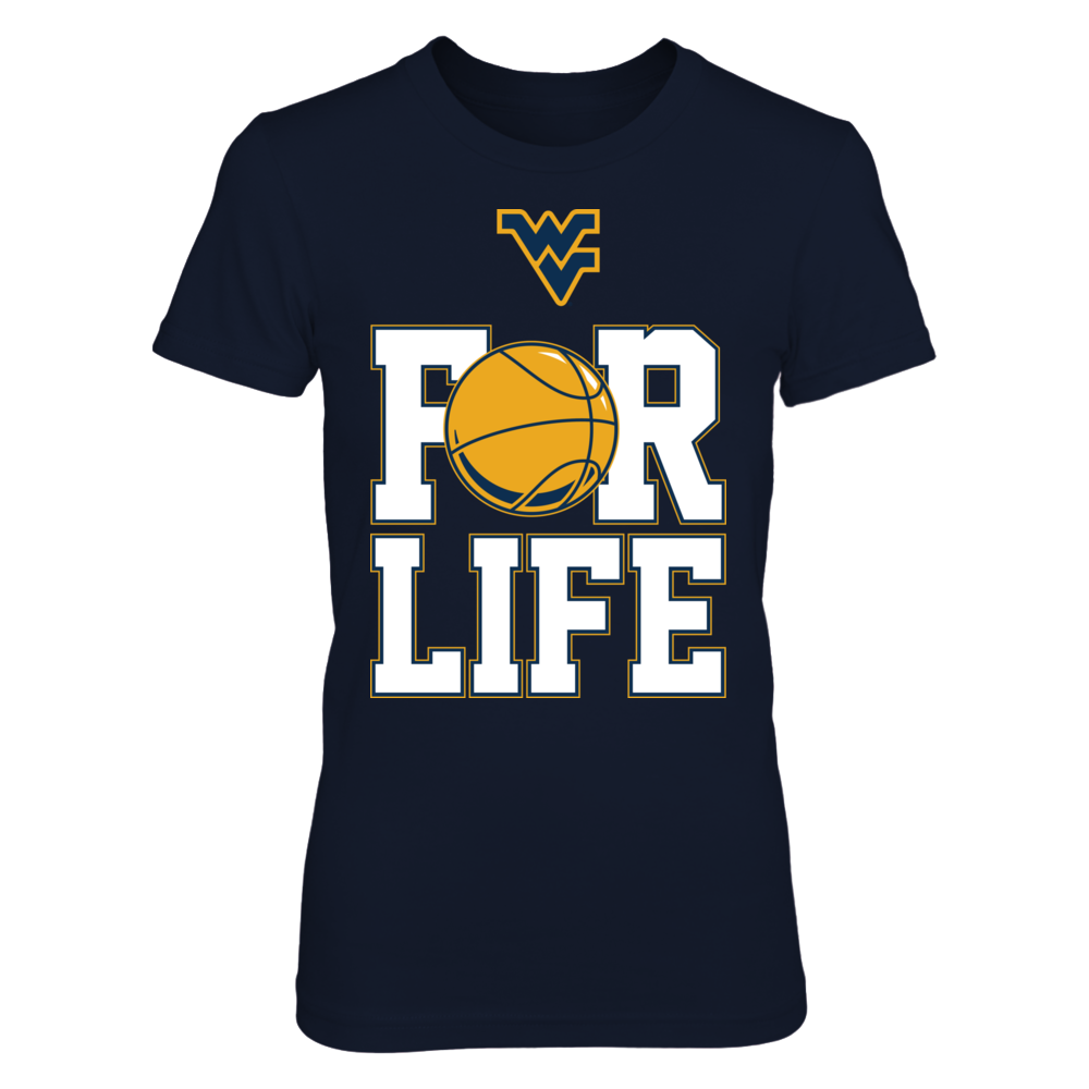 West Virginia Mountaineers - For Life Front picture
