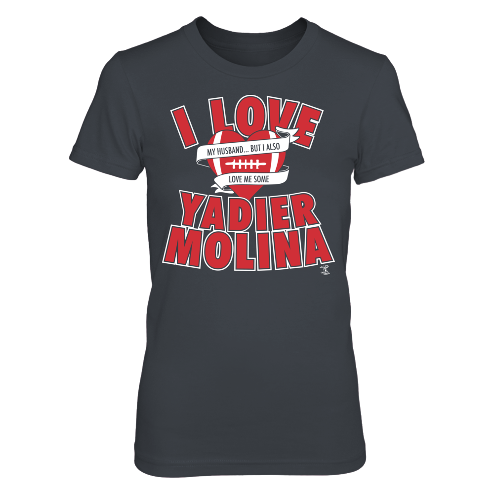 Yadier Molina - I Love My Husband, But I Love Front picture