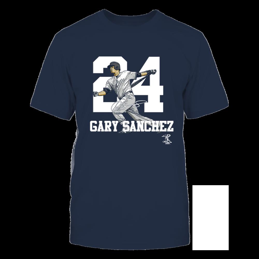Gary Sanchez - # 24 Front picture
