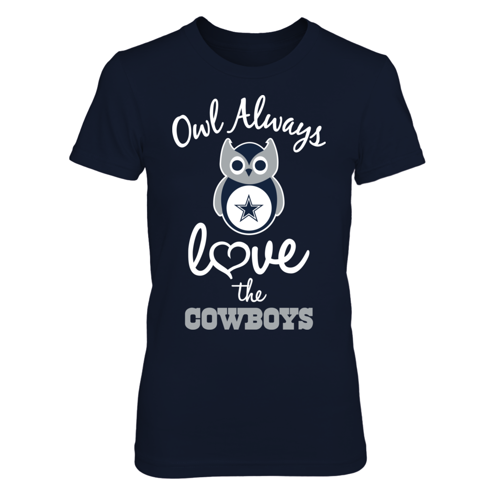 Dallas Cowboys - Owl Always Love Front picture