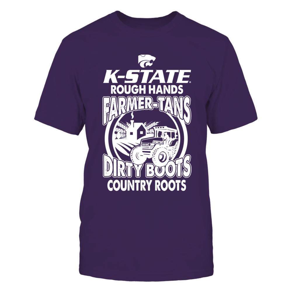 Farmer Tans Country Roots K-State Front picture
