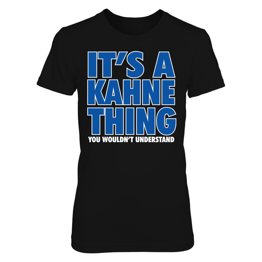 It's A Kahne Thing - Kasey Kahne Front picture