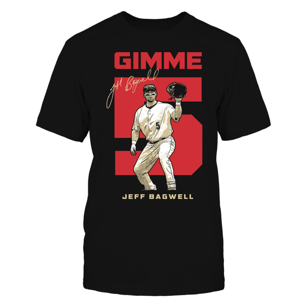Jeff Bagwell - Gimme 5 Front picture