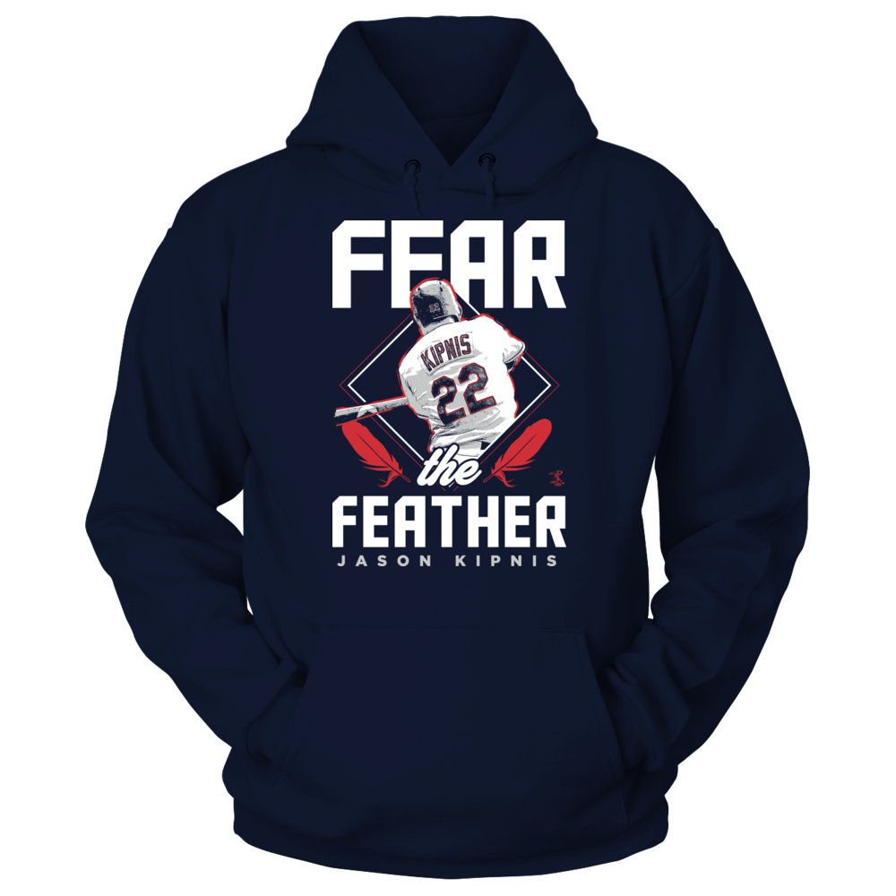 Fear The Feather - Jason Kipnis Front picture