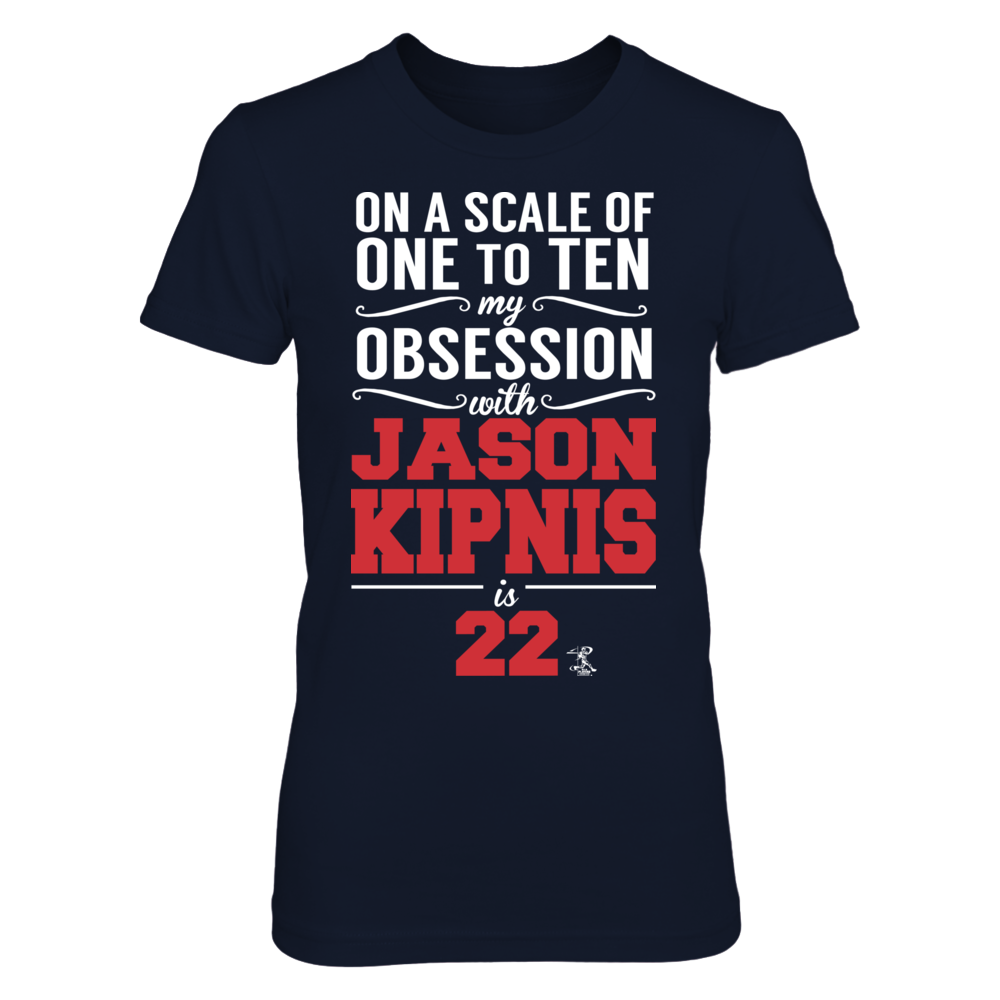 Obsession Level - Jason Kipnis Front picture