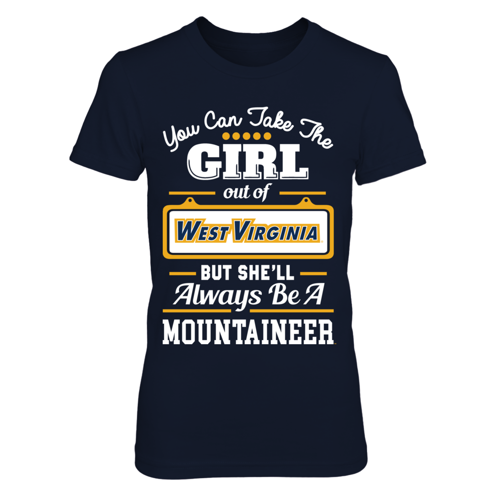 West Virginia Mountaineers - Take The Girl Out Front picture