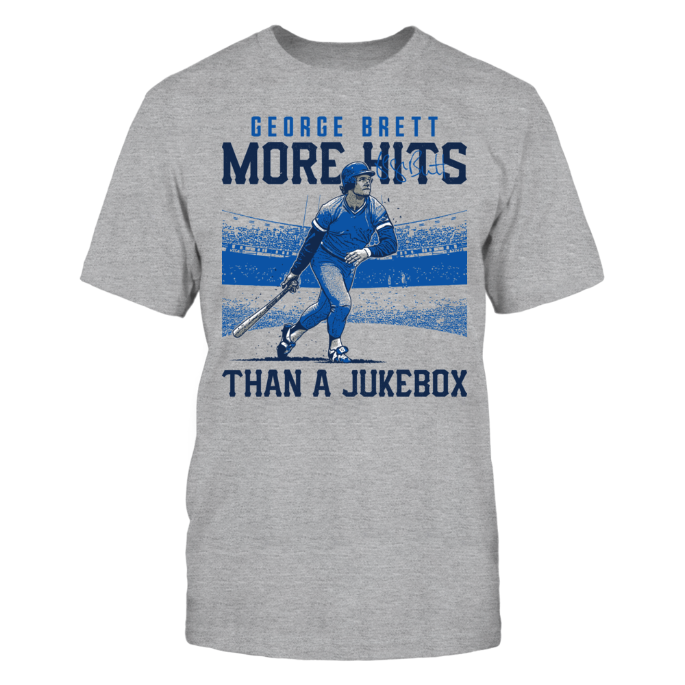 George Brett - More Hits Than A Jukebox Front picture