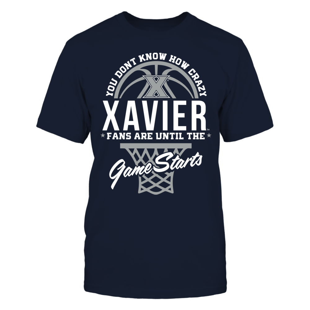 Xavier Musketeers - Crazy Fans Front picture