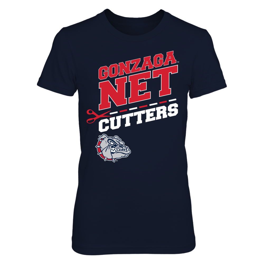 Gonzaga Bulldogs - Net Cutters Front picture
