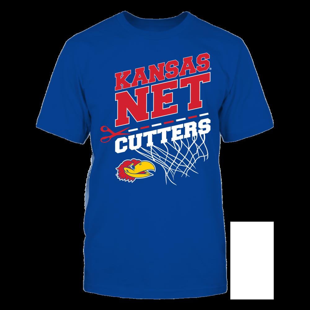 Kansas Jayhawks - Net Cutters Front picture