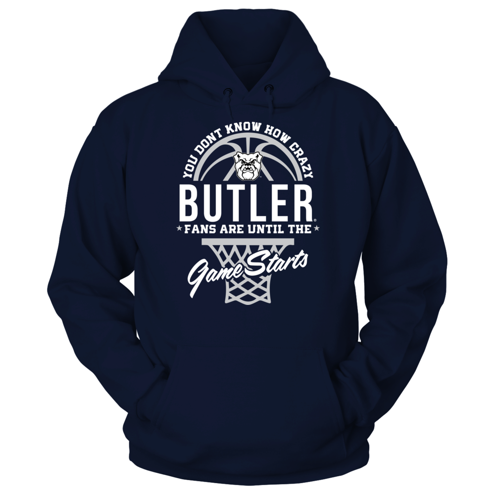 Butler Bulldogs - Crazy Fans Front picture