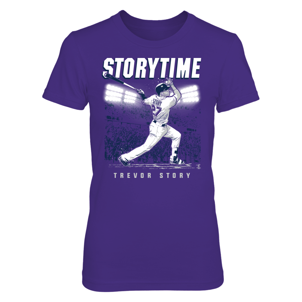 Trevor Story - Story Time Front picture