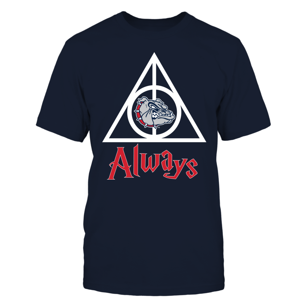 Gonzaga Bulldogs - Deathly Hallows Front picture