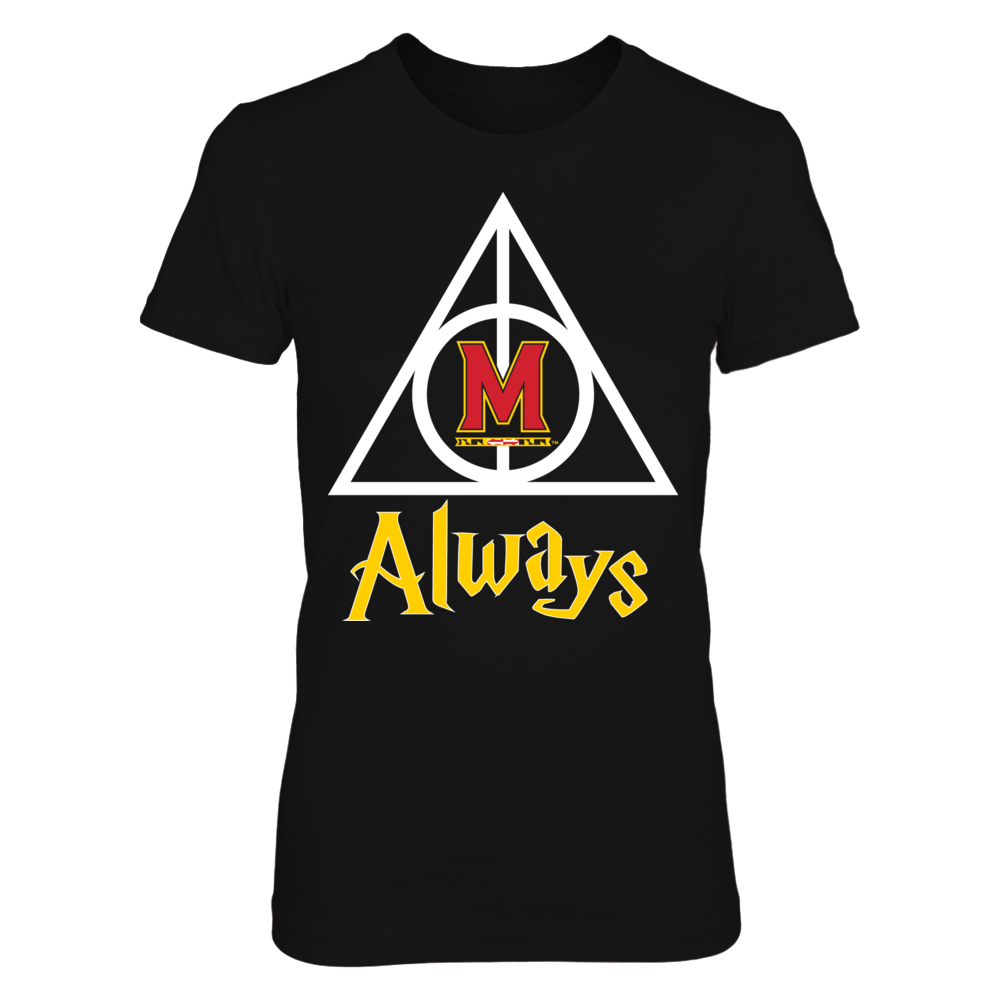 Maryland Terrapins - Deathly Hallows Front picture