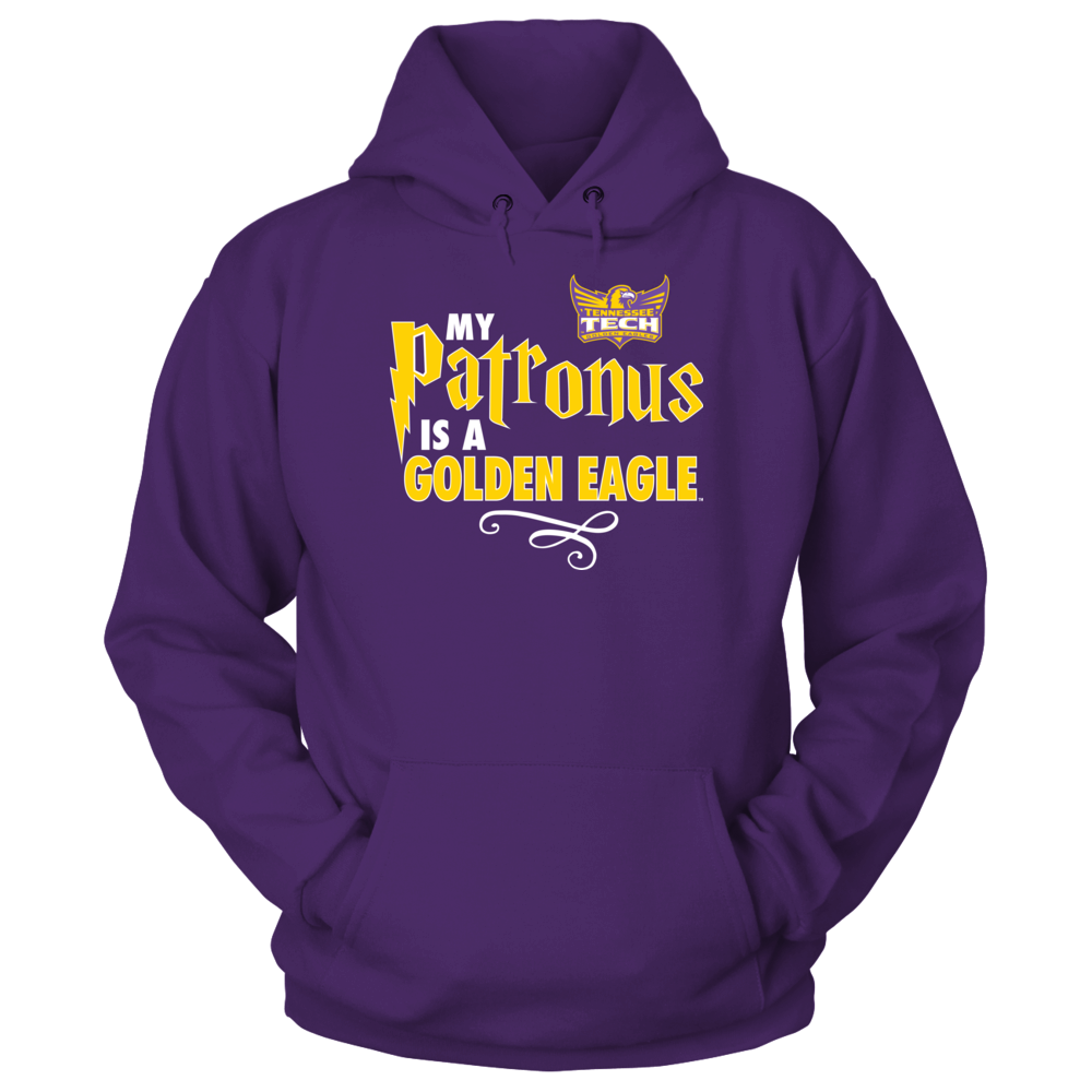 Tennessee Tech Golden Eagles - My Patronus Is Front picture